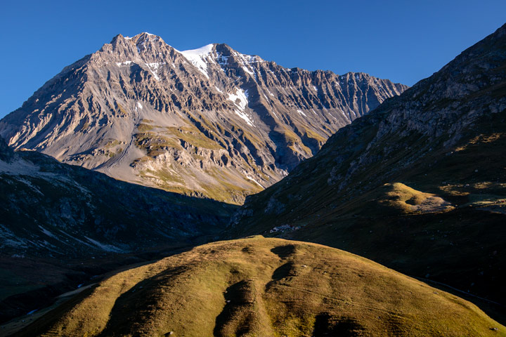 Nationalpark Vanoise mit dem Grande Casse