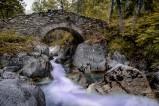 Nationalpark Écrins in den Französische Alpen