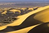 Marokko - Merzouga in der Nähe von Erfoud (Tafilalet) - Die Dünen bei Merzouga sind die höchsten in Marokko
