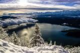 Der Walchensee einer der schönsten Seen in Deutschland