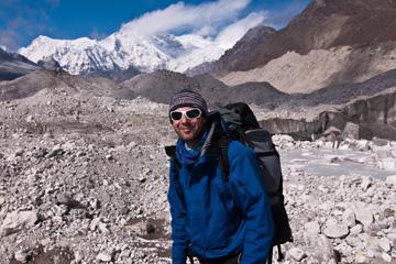 Fotograf Christian Blessing in Nepal