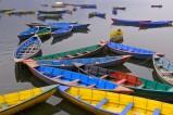 Phewa-See in Nepal