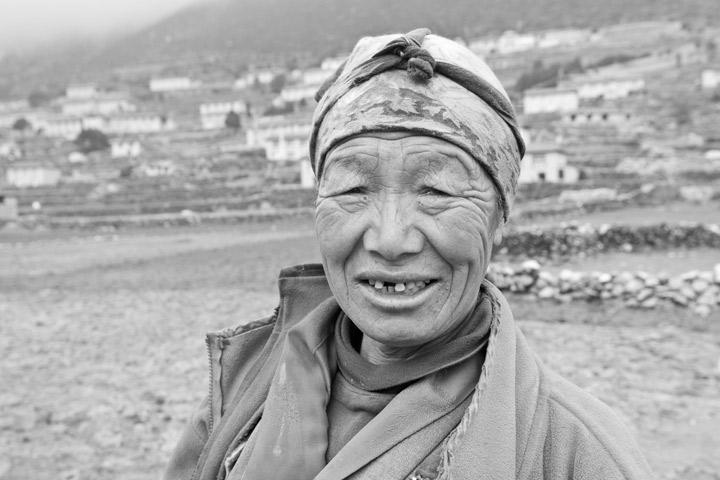 Sherpafrau